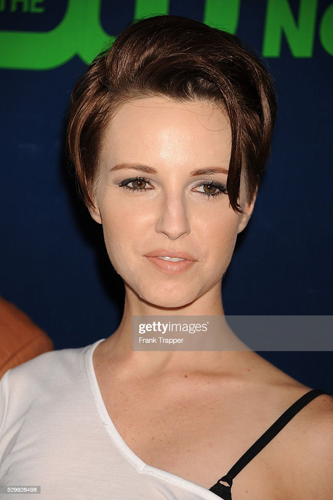 Photos and Pictures - Emma Fitzpatrick attending the Cbs