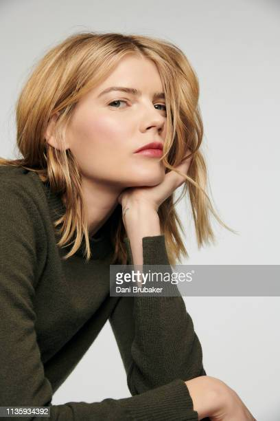 Actress Emma Greenwell is photographed for Spec shoot on February 5 2019 in Los Angeles California