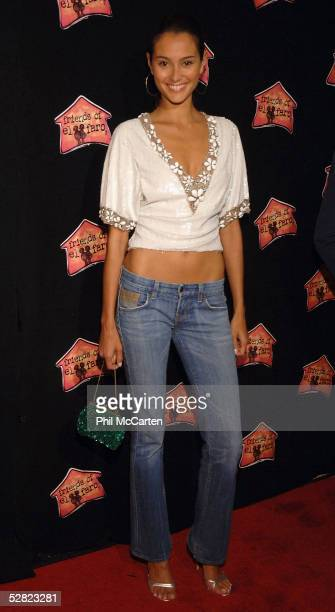 Actress Emma Hemming arrives at the 3rd annual A Night with the Friends of El Faro benefit and concert at The Music Box Henry Fonda theater on May 13...