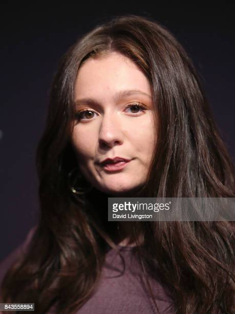 Actress Emma Kenney attends The Paley Center for Media's 11th Annual PaleyFest fall TV previews Los Angeles for Showtime's Shameless at The Paley...
