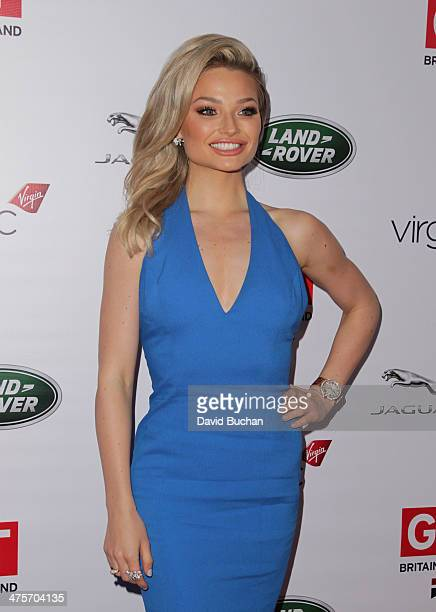Actress Emma Rigby attends the 2014 GREAT British Oscar Reception on February 28 2014 in Los Angeles California