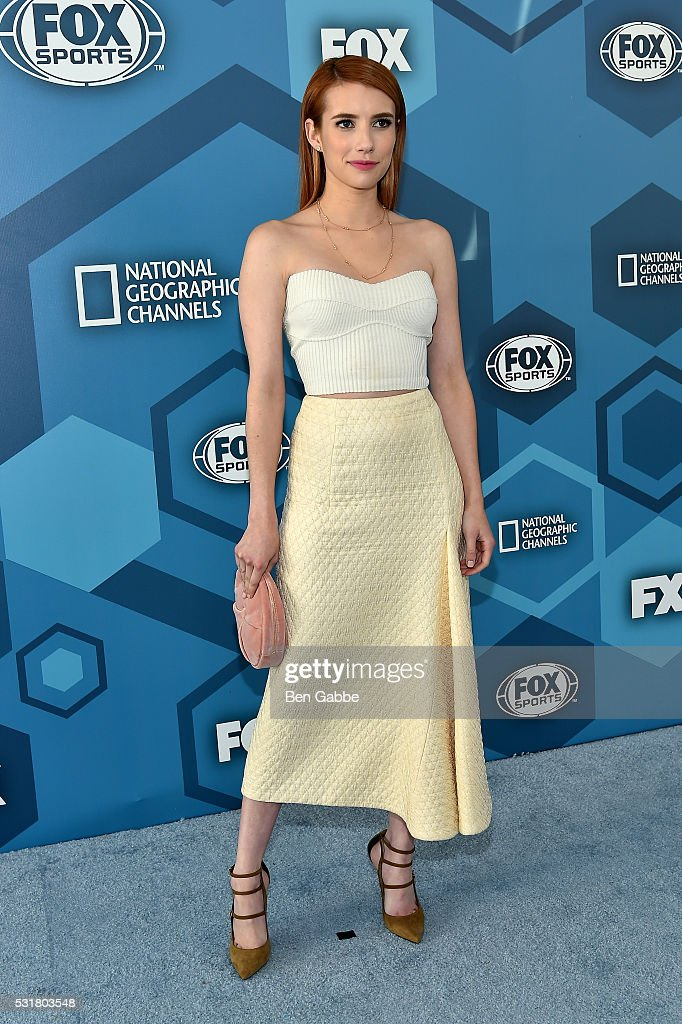FOX 2016 Upfront - Red Carpet : News Photo