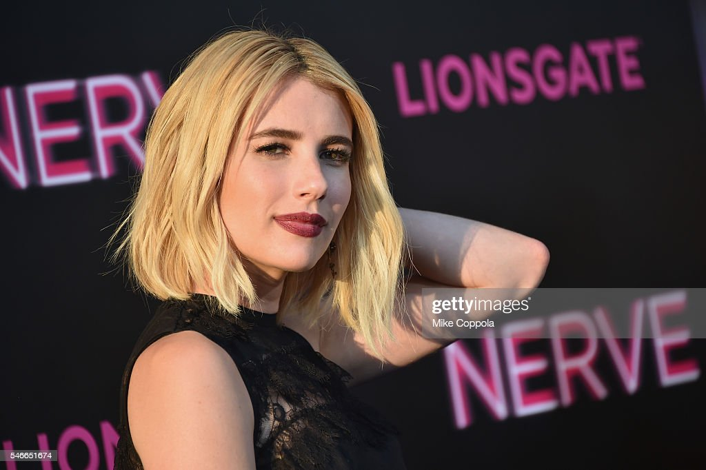 """Nerve"" New York Premiere"