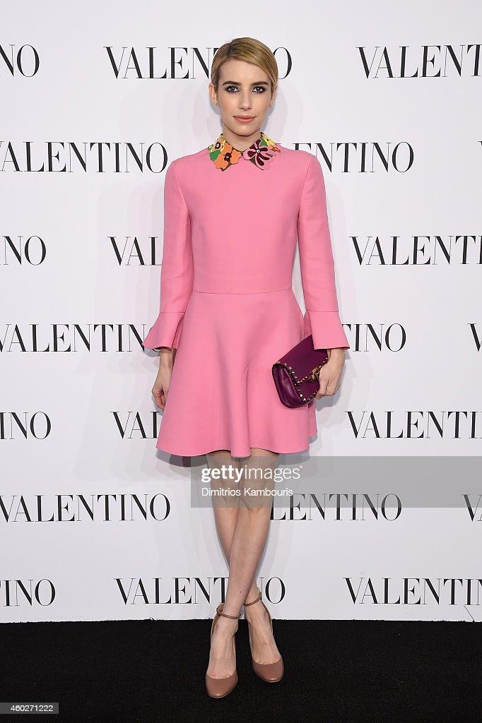 Valentino Sala Bianca 945 Event - Arrivals