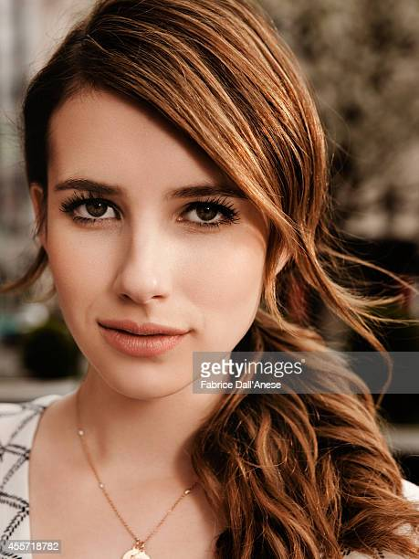 Actress Emma Roberts is photographed for Self Assignment in New York City