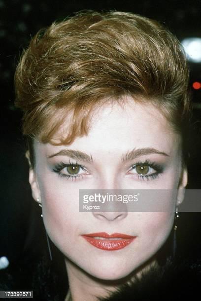 Actress Emma Samms circa 1988