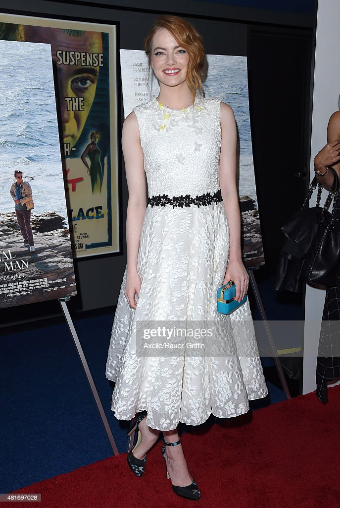 """Premiere Of Sony Pictures Classics' """"Irrational Man"""" : News Photo"""