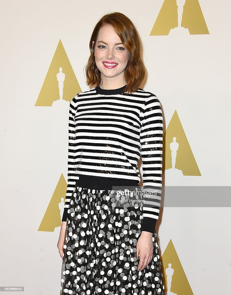 87th Annual Academy Awards Nominee Luncheon - Arrivals : News Photo