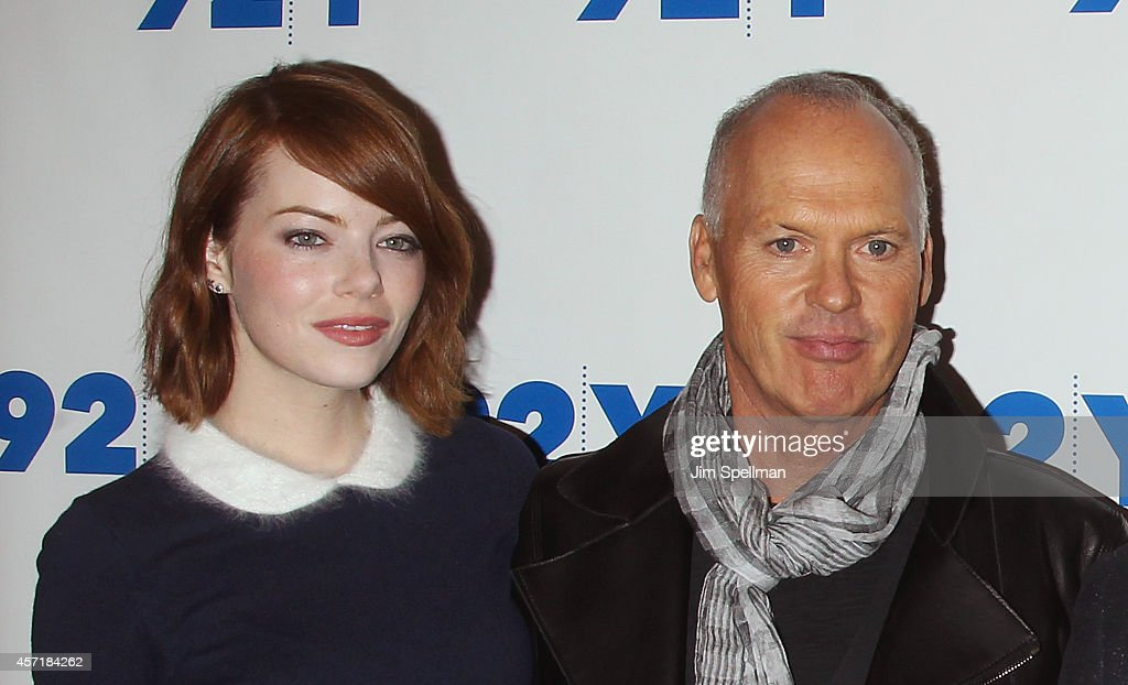 Actress Emma Stone attends the 92nd Street Y Film Series: 'Birdman, Or The Unexpected Virtue Of Ignorance'at 92nd Street Y on October 13, 2014 in New York City.