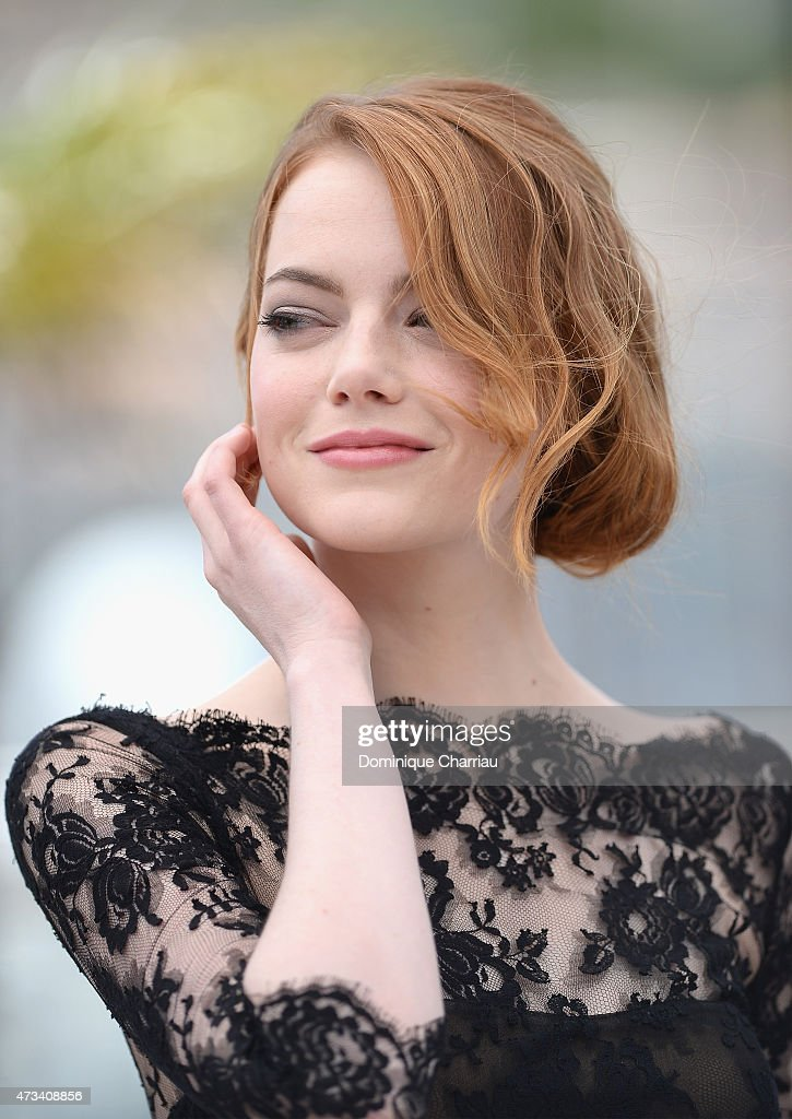 """""""Irrational Man"""" Photocall - The 68th Annual Cannes Film Festival : News Photo"""