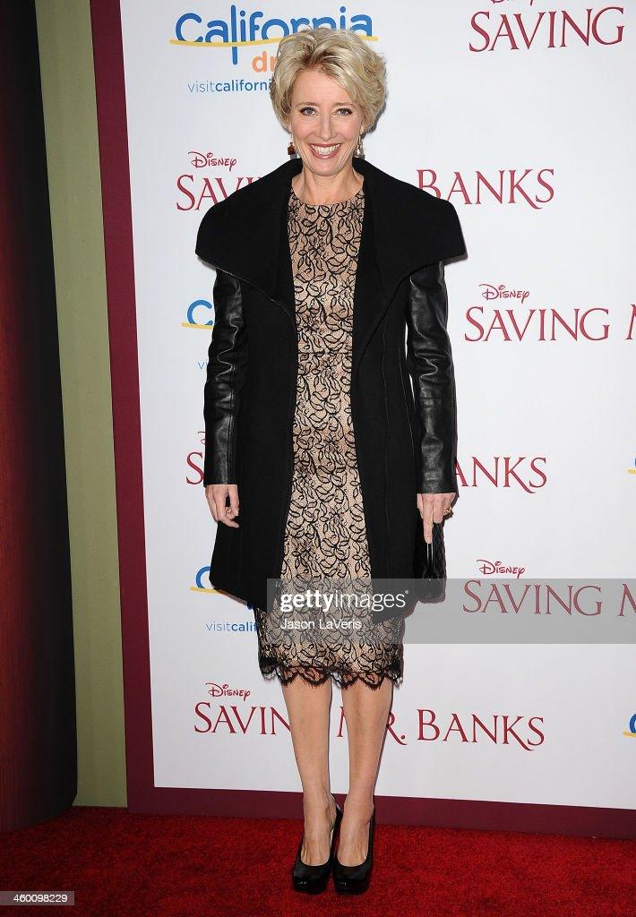 """Saving Mr. Banks"" - Los Angeles Premiere - Arrivals"