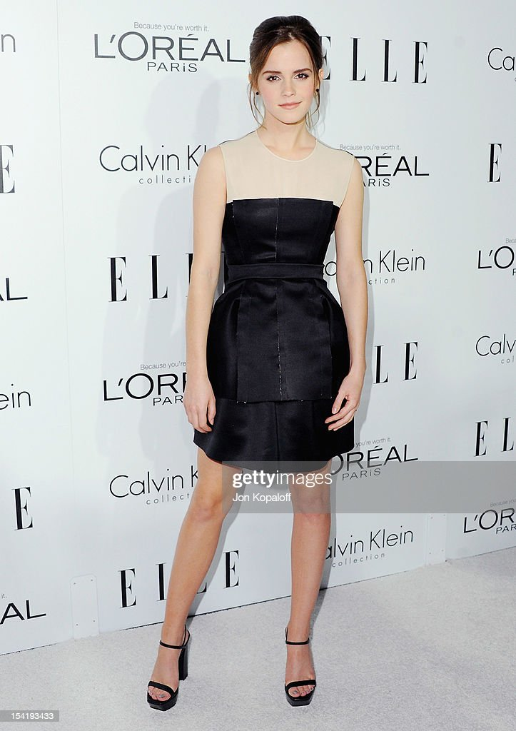 19th Annual ELLE Women In Hollywood Celebration : News Photo