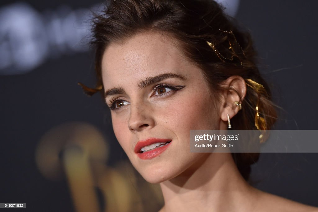 "Premiere Of Disney's ""Beauty And The Beast"""