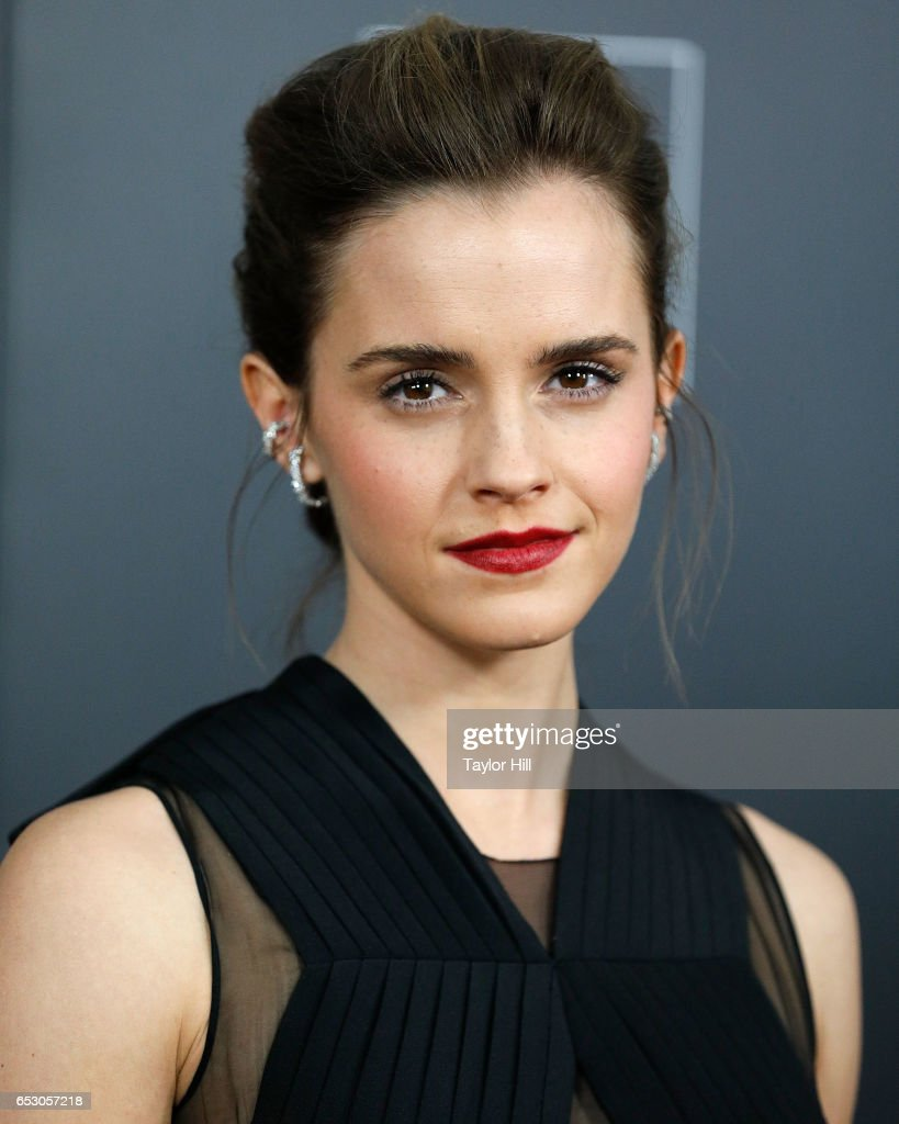 """Beauty And The Beast"" New York Screening : News Photo"