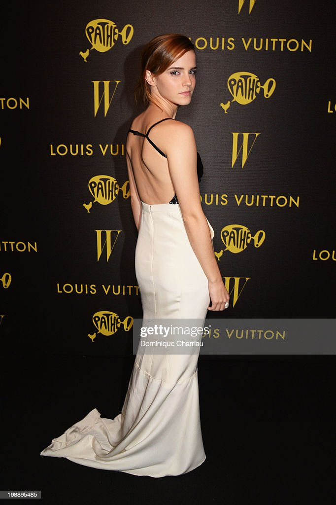 The Bling Ring Party Hosted By Louis Vuitton - Photocall- The 66th Annual Cannes Film Festival : News Photo