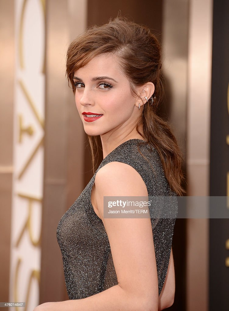 86th Annual Academy Awards - Arrivals : News Photo