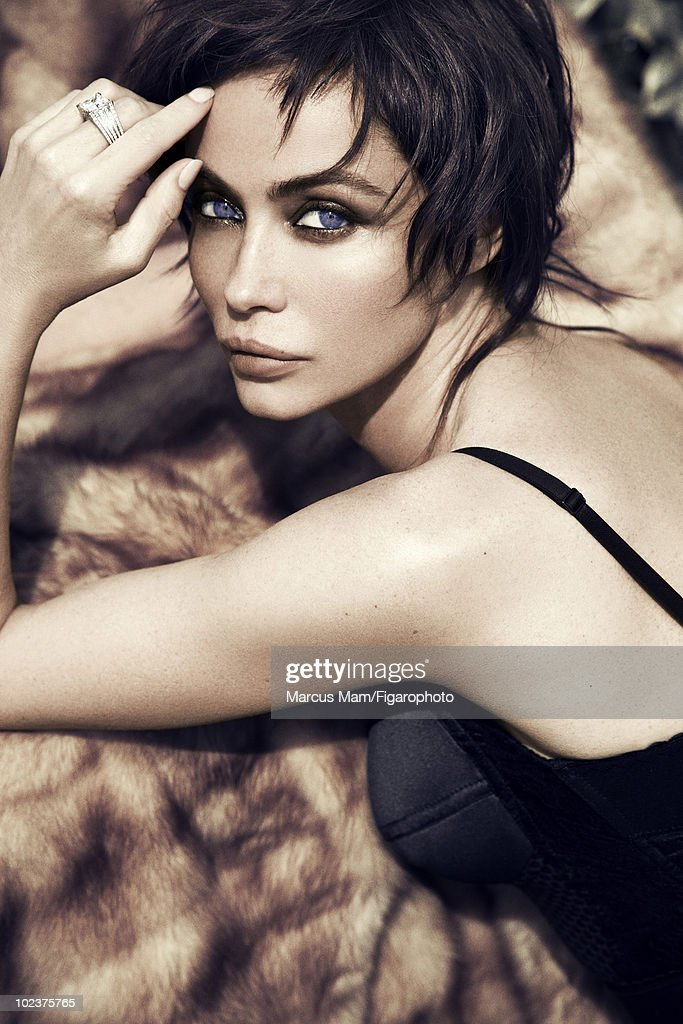 Emmanuelle Beart, Madame Figaro, May 15, 2010
