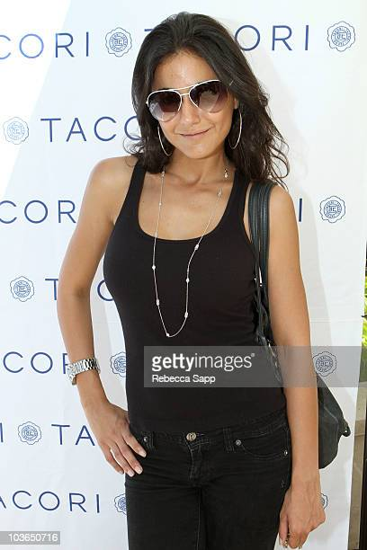 Actress Emmanuelle Chriqui attends the Kari Feinstein Primetime Emmy Awards Style Lounge Day 1 held at Montage Beverly Hills hotel on August 26 2010...