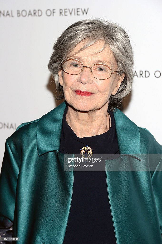Actress Emmanuelle Riva attendsthe 2013 National Board Of Review Awards Gala at Cipriani 42nd Street on January 8, 2013 in New York City.