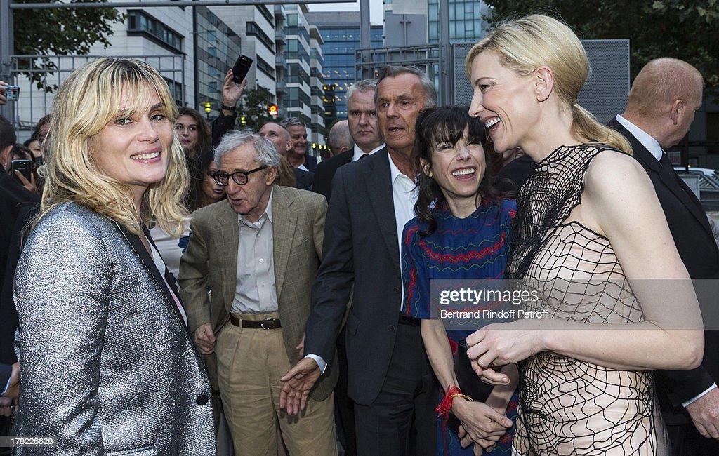 """Blue Jasmine"" Paris Premiere At UGC Cine Cite Bercy"
