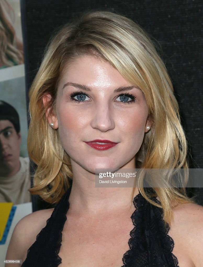 Actress Emmy Buckner attends the Los Angeles opening night screening of IFC Midnight's 'Premature' at Arena Cinema Hollywood on July 25, 2014 in Hollywood, California.