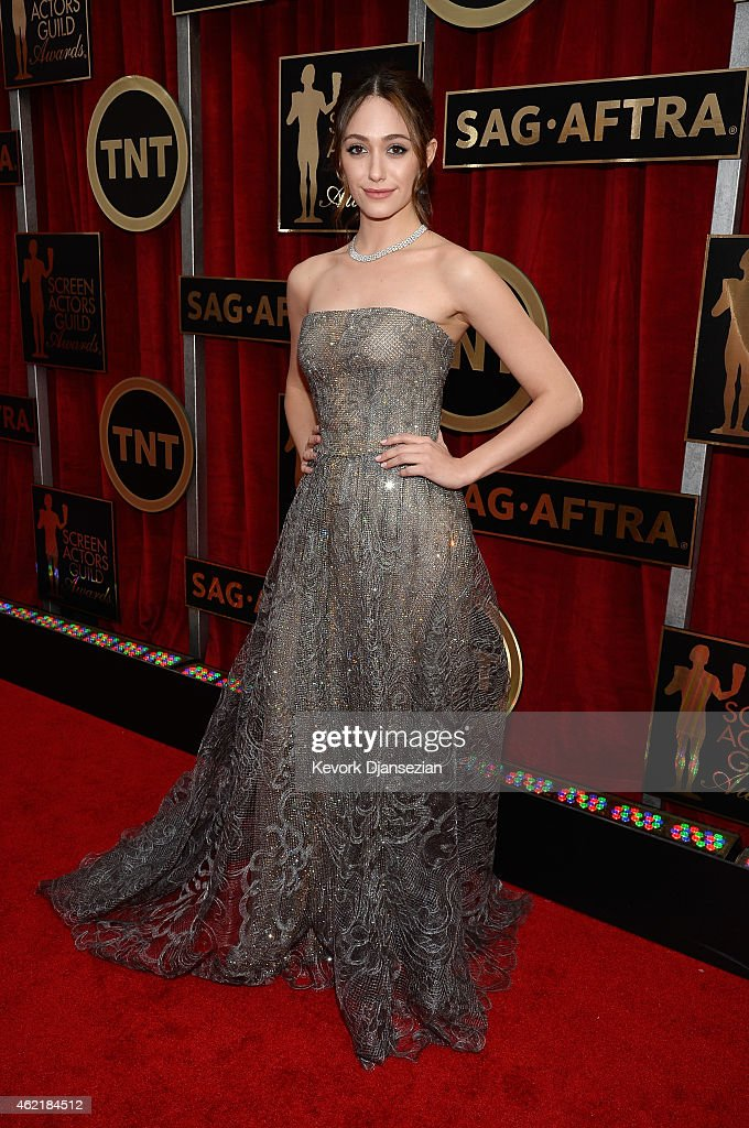 21st Annual Screen Actors Guild Awards - Red Carpet : News Photo