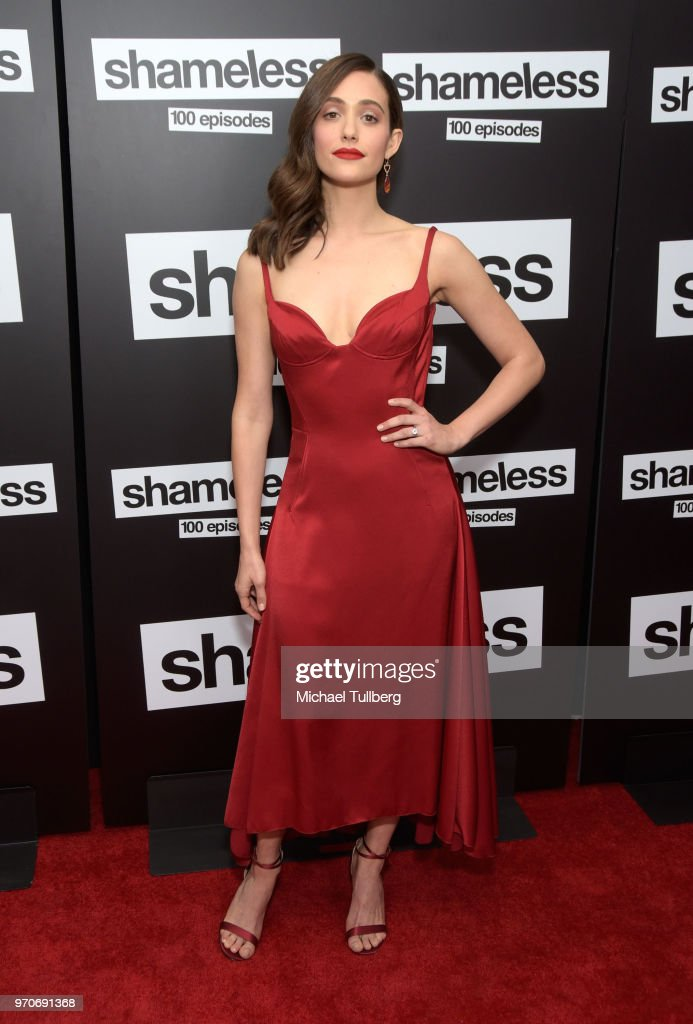 "Showtime's ""Shamelesss"" 100 Episode Celebration - Arrivals : News Photo"