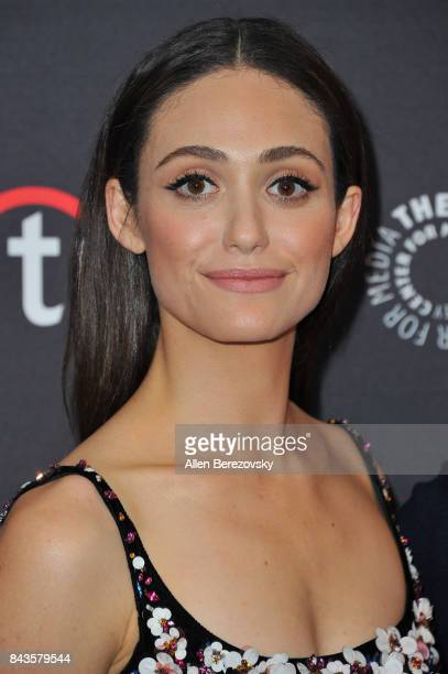 Actress Emmy Rossum attends the Paley Center for Media's 11th annual PaleyFest Fall TV Previews Los Angeles Showtime at The Paley Center for Media on...