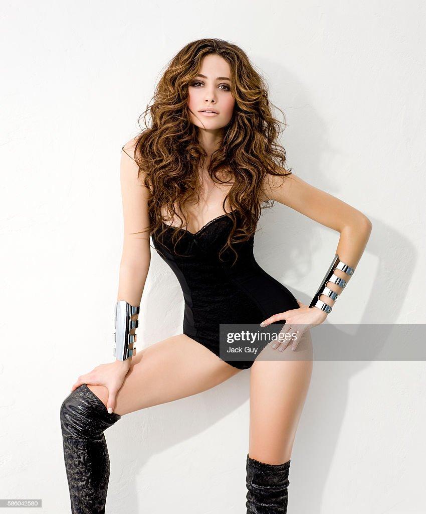 Emmy Rossum, Vegas Magazine, May 2009 : News Photo