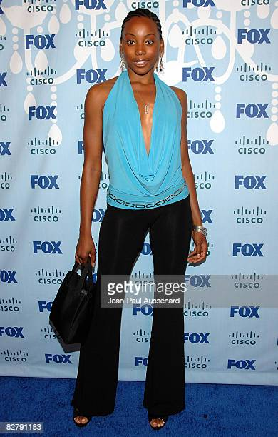 Actress Erica Ash arrives at the Fox Fall Eco-Casino party held at the London on September 8, 2008 in West Hollywood, California.