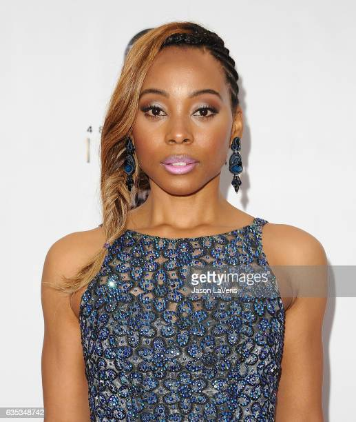 Actress Erica Ash attends the 48th NAACP Image Awards at Pasadena Civic Auditorium on February 11 2017 in Pasadena California