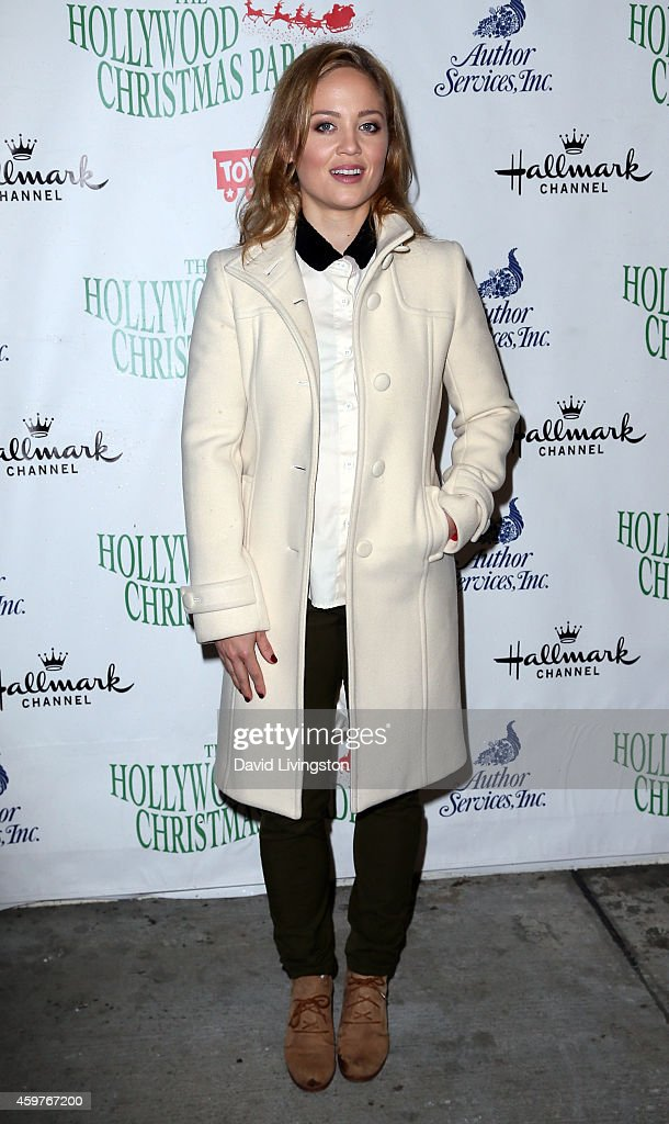 Actress Erika Christensen attends the 83rd Annual Hollywood Christmas Parade on November 30, 2014 in Hollywood, California.
