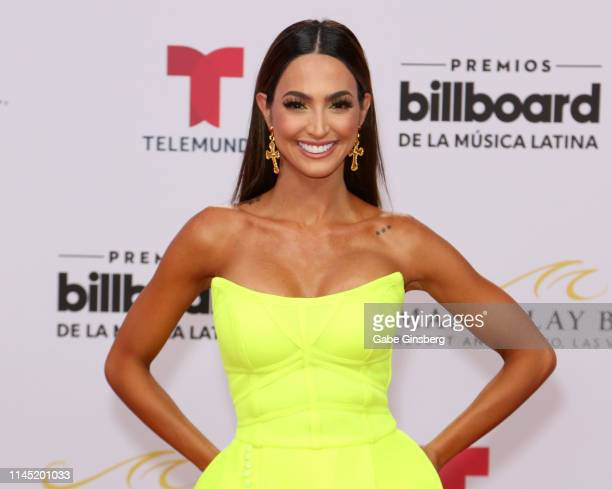 Actress Erika Csiszer attends the 2019 Billboard Latin Music Awards at the Mandalay Bay Events Center on April 25, 2019 in Las Vegas, Nevada.