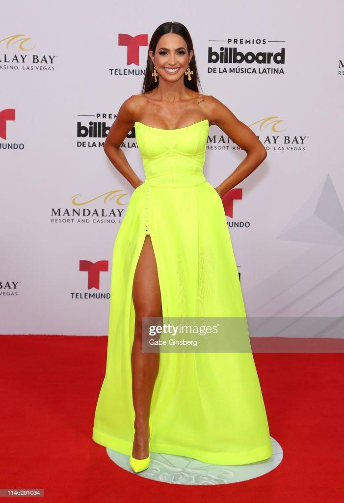 2019 Billboard Latin Music Awards - Arrivals : News Photo