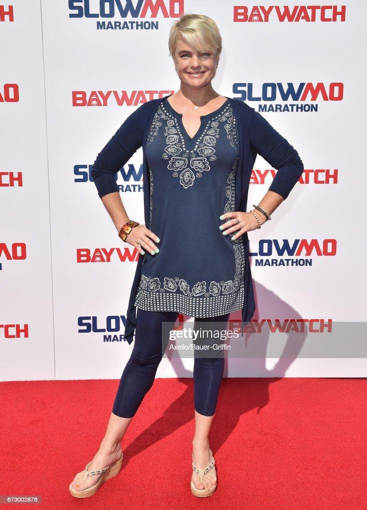 "The ""Baywatch"" SlowMo Marathon : News Photo"