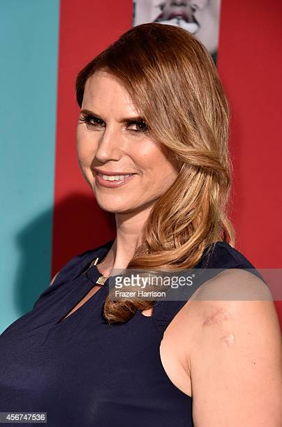 Actress Erika Ervin arrives at the Premiere Screening of FX's American Horror Story Freak Show at TCL Chinese Theatre on October 5 2014 in Hollywood...