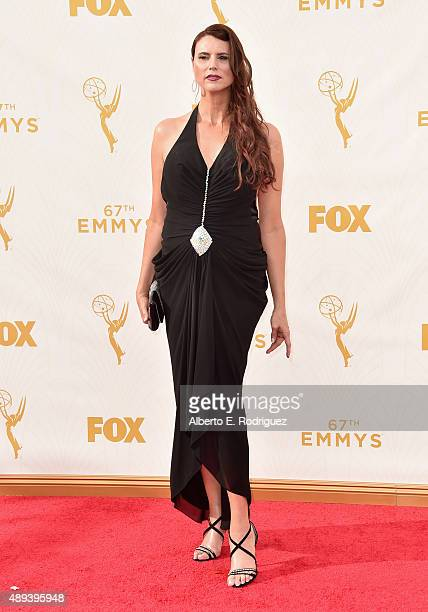 Actress Erika Ervin attends the 67th Emmy Awards at Microsoft Theater on September 20 2015 in Los Angeles California 25720_001