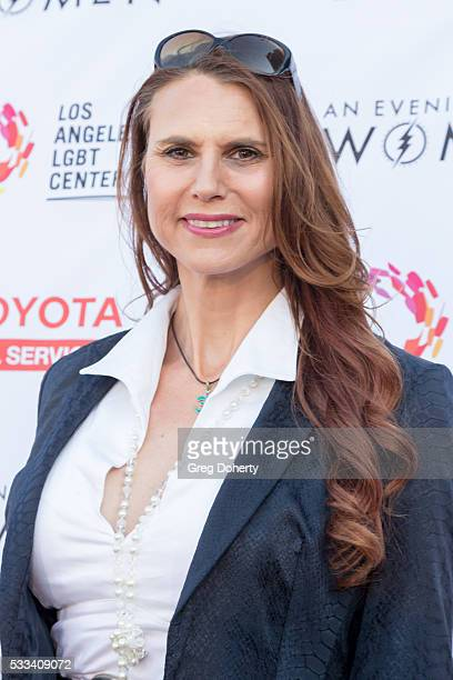 Actress Erika Ervin attends the Los Angeles LGBT Center's An Evening With Women at Hollywood Palladium on May 21 2016 in Los Angeles California