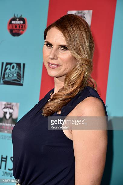 Actress Erika Ervin attends the premiere screening of FX's American Horror Story Freak Show at TCL Chinese Theatre on October 5 2014 in Hollywood...