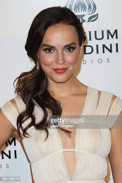 Actress Erin Cahill arrives at The Art of Elysium presents Stevie Wonder's HEAVEN celebrating the 10th Anniversary at Red Studios on January 7 2017...