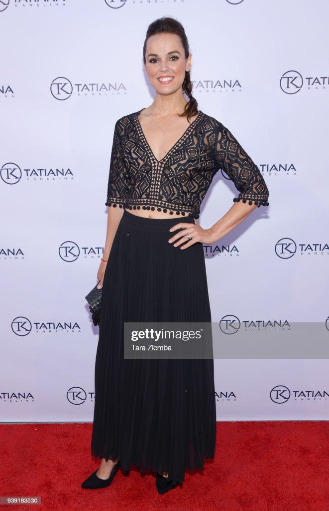 Tatiana Karelina LA Launch Party : News Photo