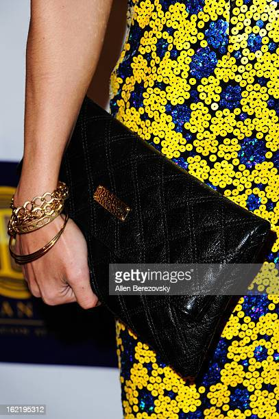 Actress Erin Cahill attends the 6th Annual Toscar Awards at the Egyptian Theatre on February 19 2013 in Hollywood California