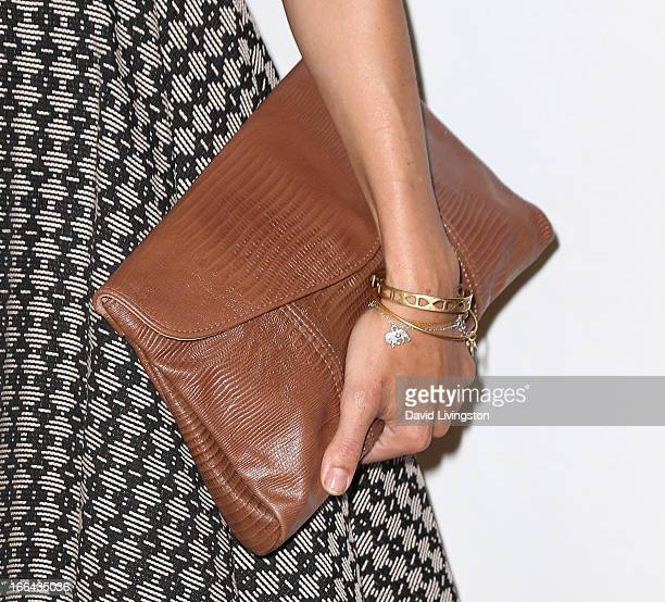 Actress Erin Cahill attends the Big Brothers Big Sisters of Greater Los Angeles annual Accessories for Success spring luncheon fashion show at the...