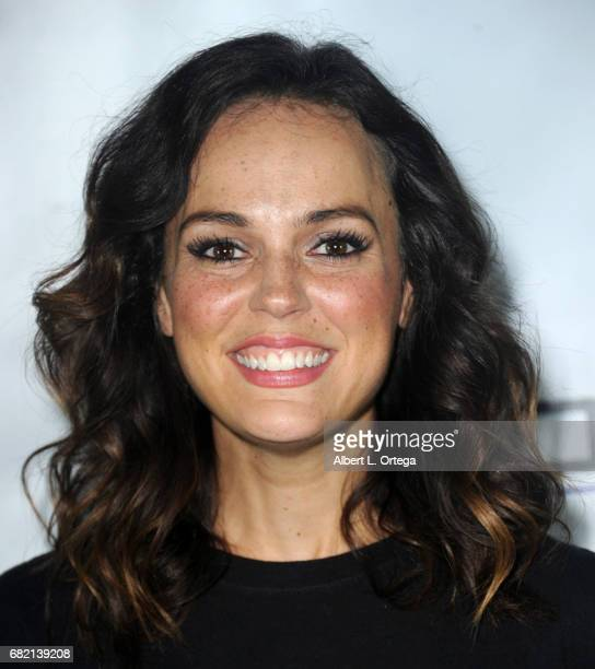 Actress Erin Cahill attends the BuildOn Benefit Concert held at The Roxy Theatre on May 11 2017 in Westwood California