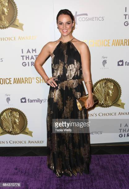 Actress Erin Cahill attends the Women's Choice Award Show at Avalon Hollywood on May 17 2017 in Los Angeles California