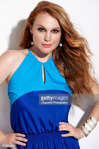 Actress Erin Cottrell is photographed for Self Assignment on June 30 2014 in Los Angeles California