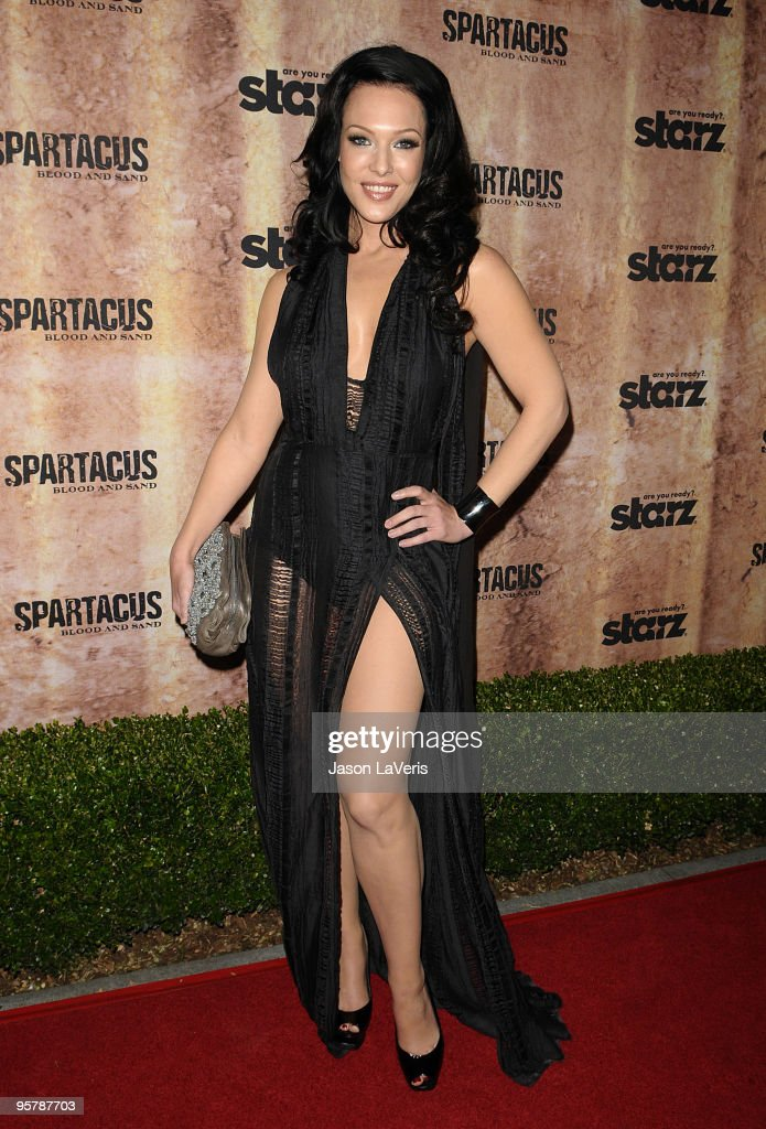 """Spartacus: Blood And Sand"" - Los Angeles Screening"