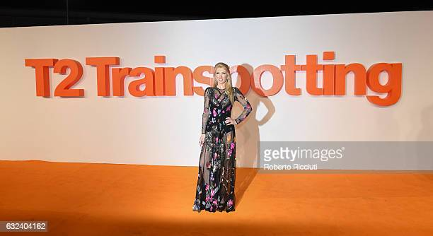 Actress Erin Gavin attends the World Premiere of T2 Trainspotting at Cineworld on January 22, 2017 in Edinburgh, United Kingdom.