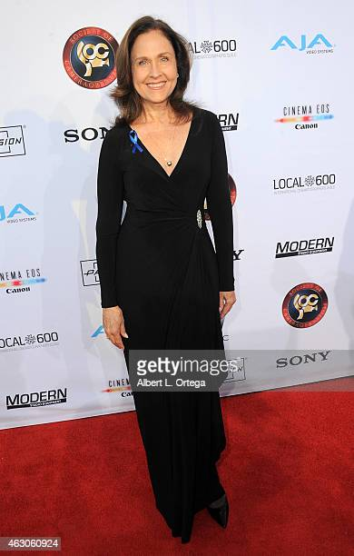 Actress Erin Gray at the 2015 Society Of Camera Operators Awards held at Paramount Studios on February 8 2015 in Hollywood California