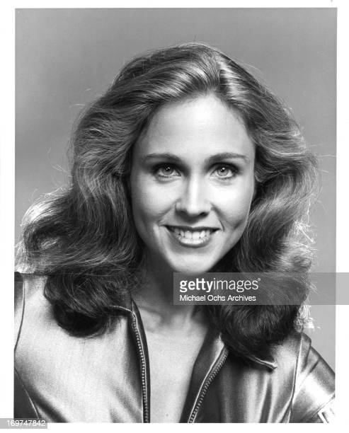 Actress Erin Gray poses for a portrait in circa 1979